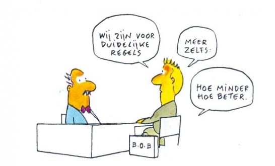 B.O.B. gedragsregels